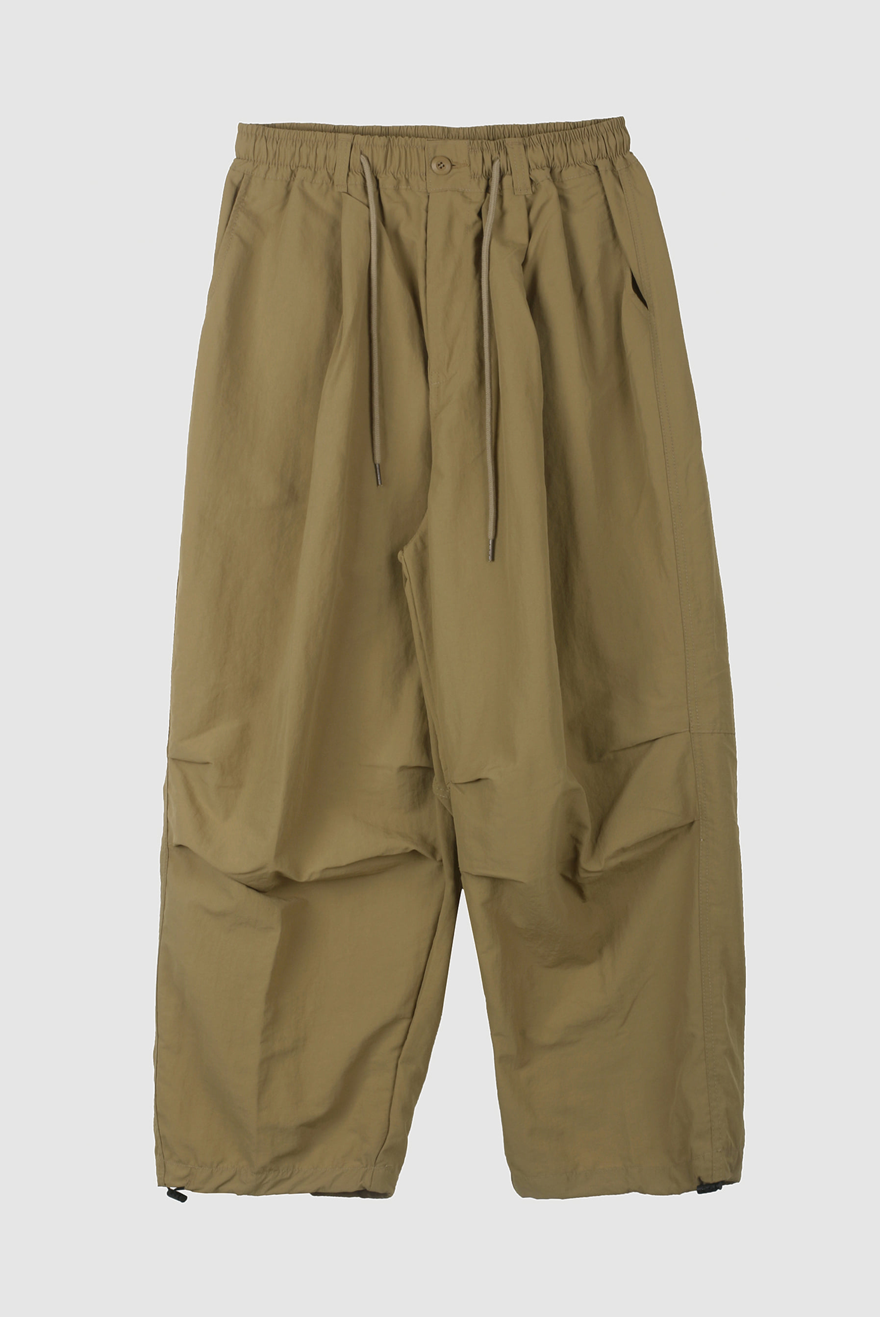 Washer Wide_Nylon Pant