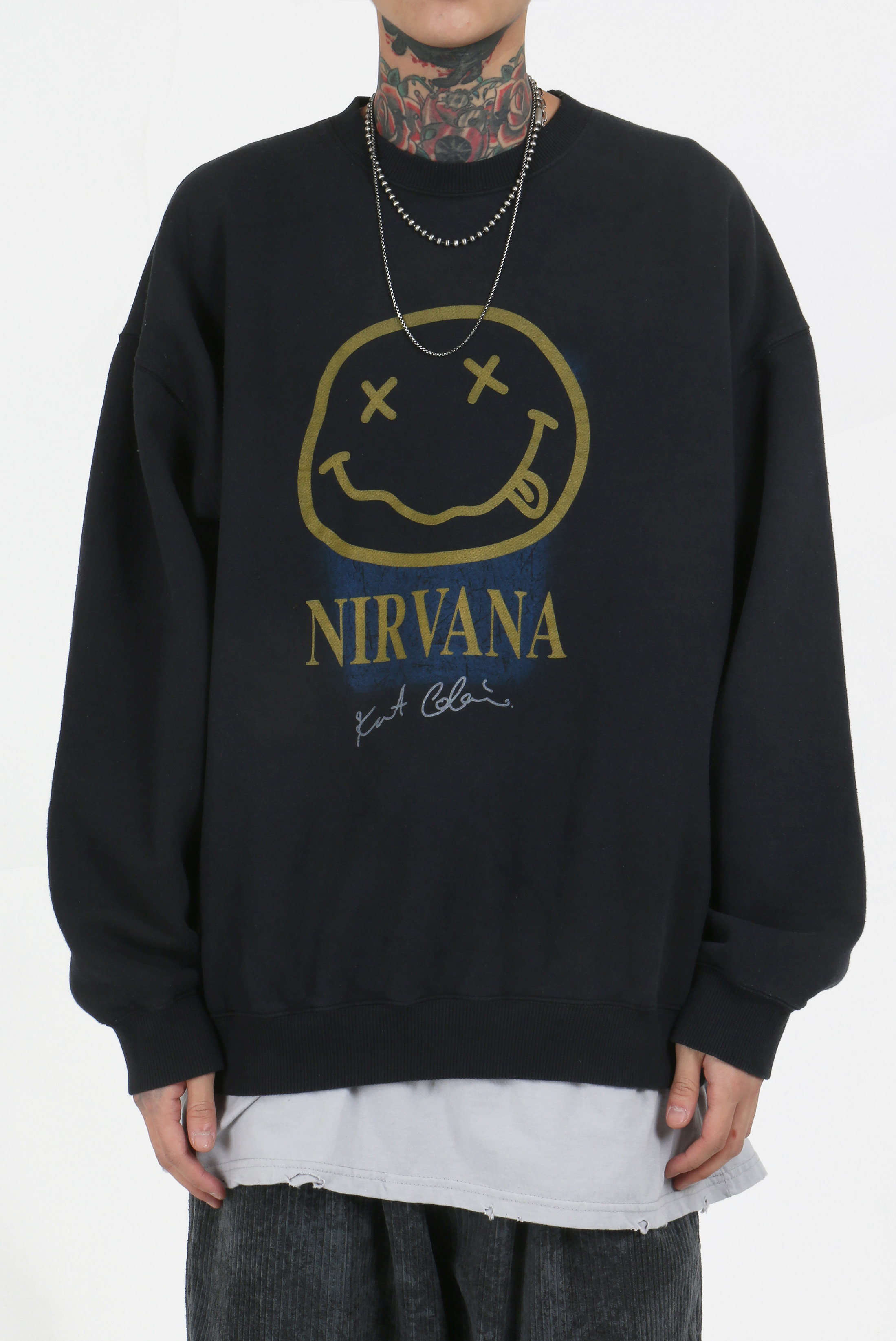 Smile Dying Sweatshirts
