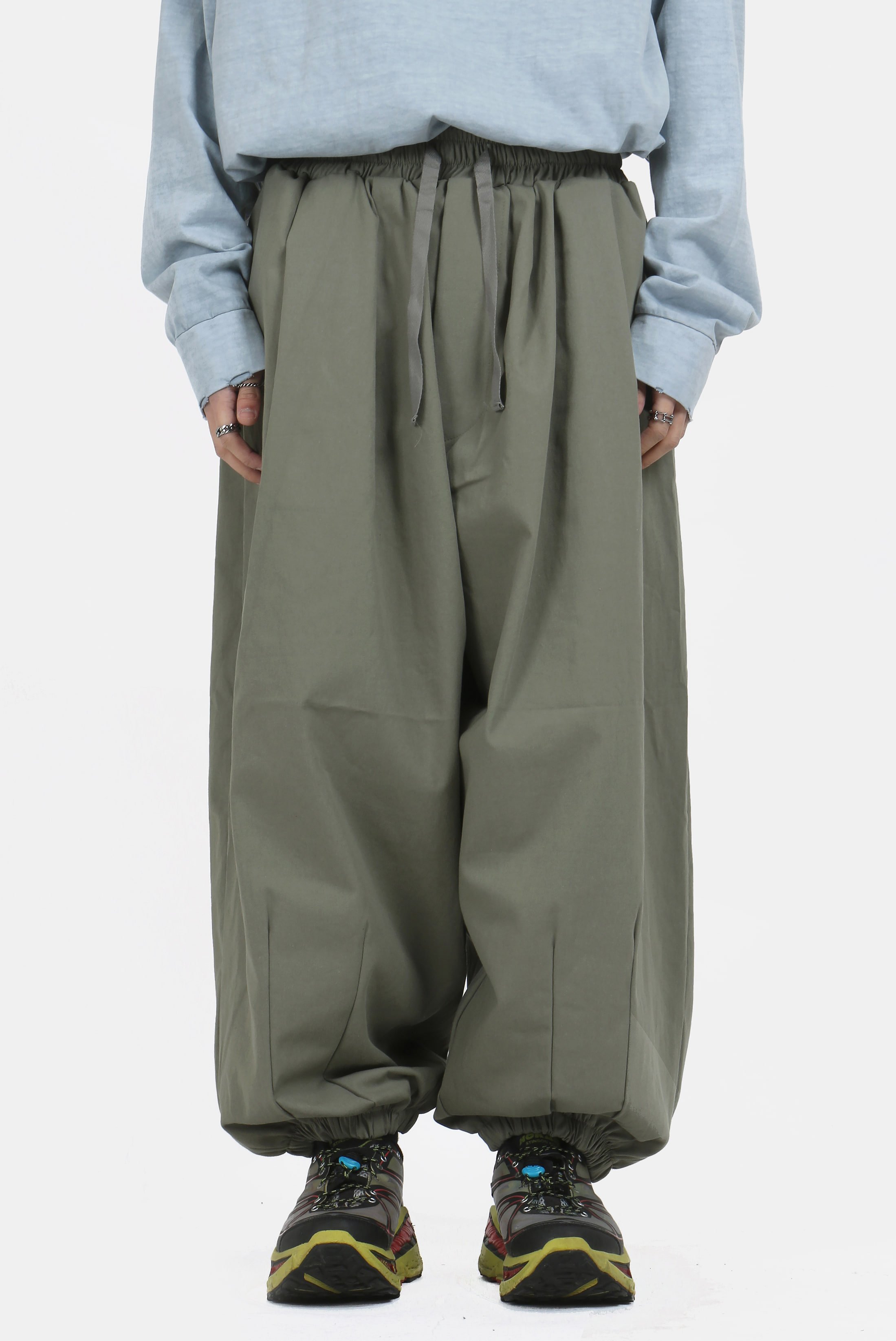 Ballon_Wide Joger Pants