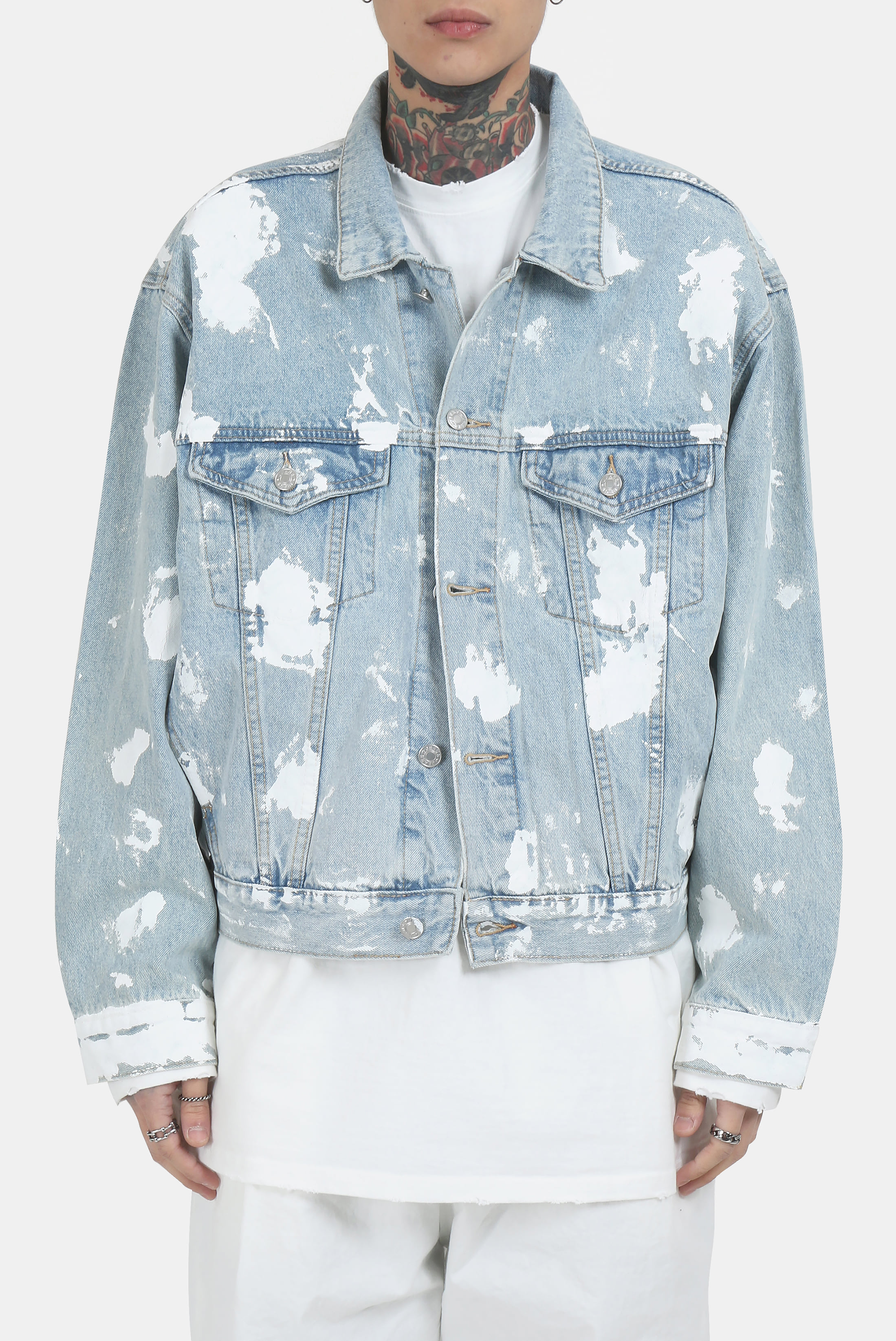 Painting_Petteren Denim_Jacket