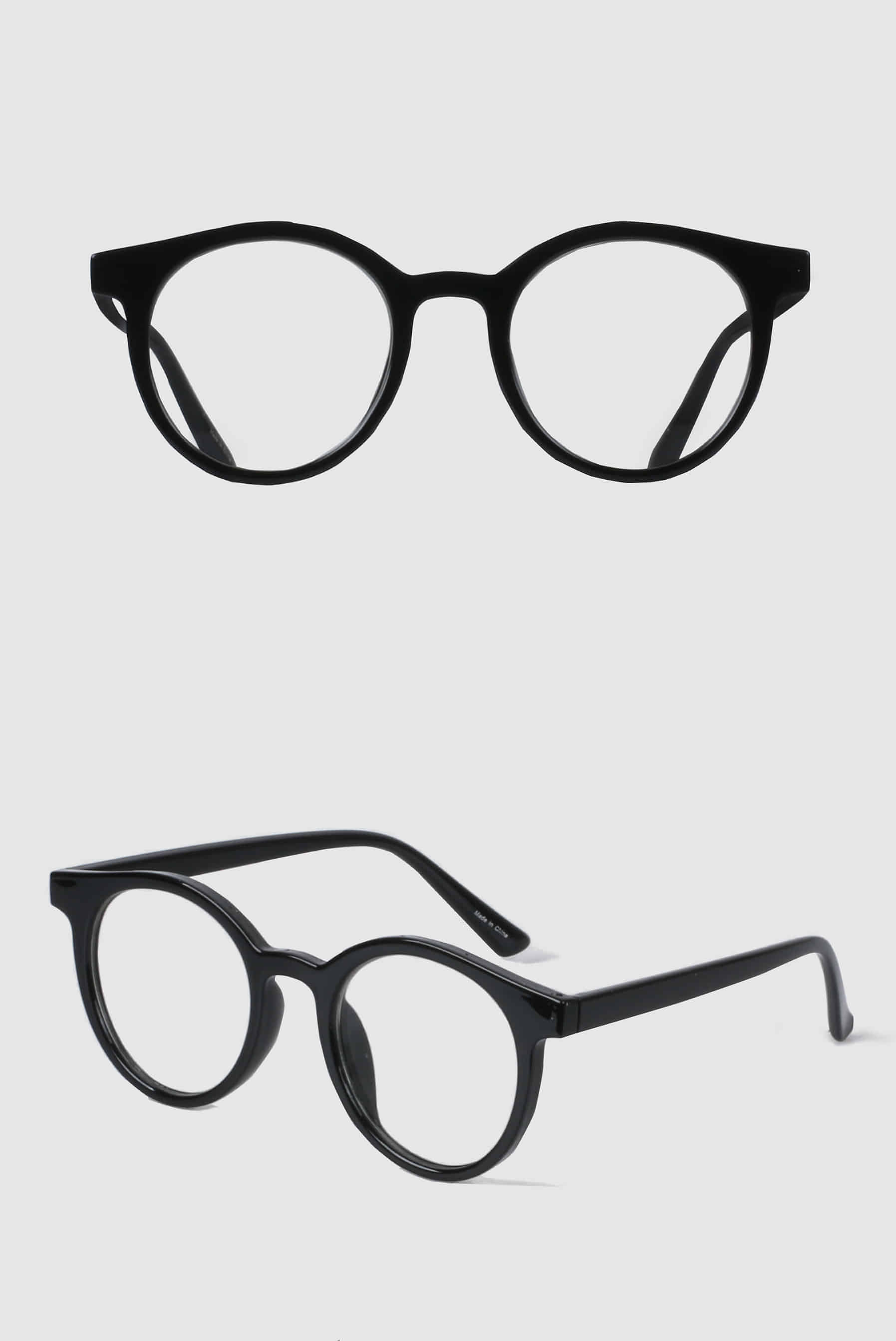 Simple_Frame Glasses